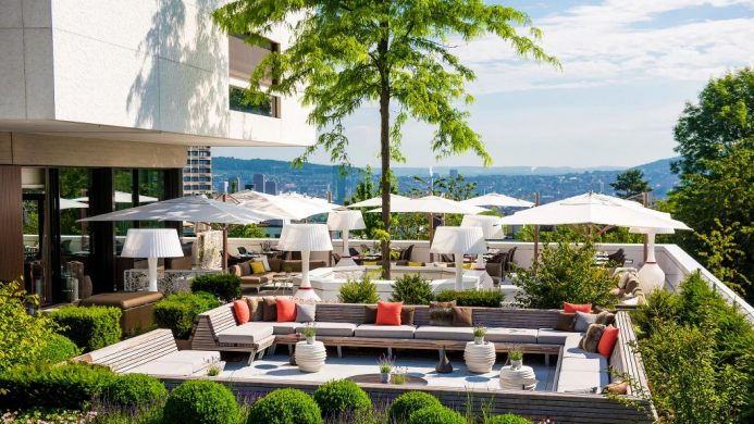 Atlantis by Giardino Zurich patio