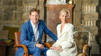 Stephen and Margaret Omorovicza