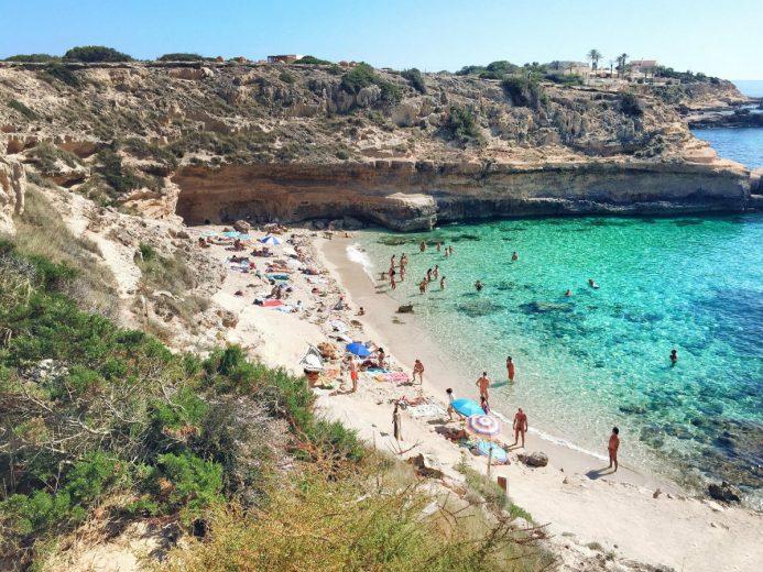 Cala Escondido Ibiza