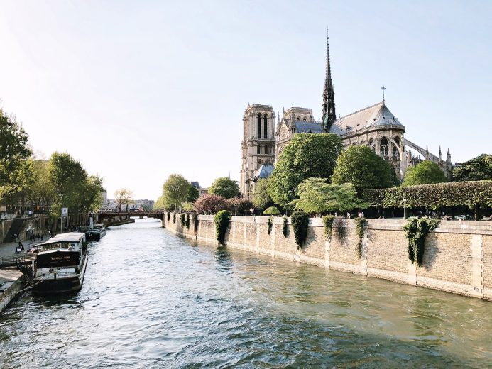 Seine River View
