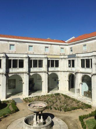 Museu Nacional do Azulejo lisbon