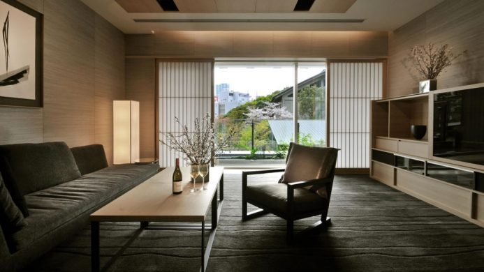 The Capitol Hotel Tokyu suite