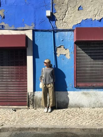 Lisbon cool walls