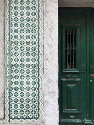 lisbon green door