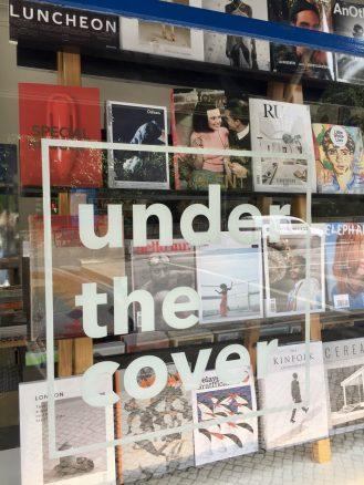 undercover books lisbon