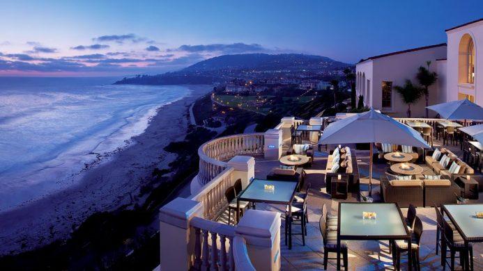 Ritz-Carlton Laguna surfing