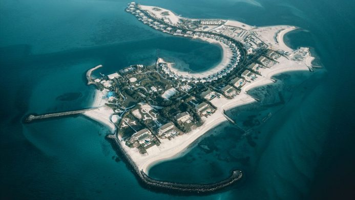 Private Island Bliss in Abu Dhabi