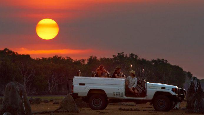 Bamurru Plains, Kakadu National Park, Australia safari