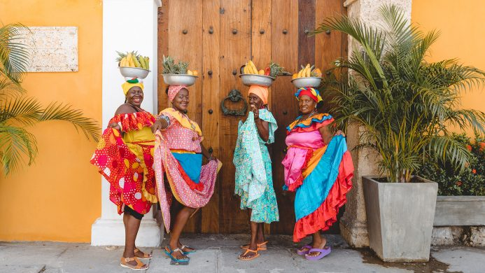 Cartagena in Living Color