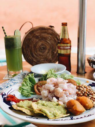 Cartagena cuisine 2