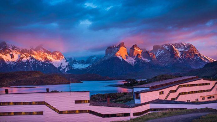 explora Patagonia, Torres del Paine, Chile view