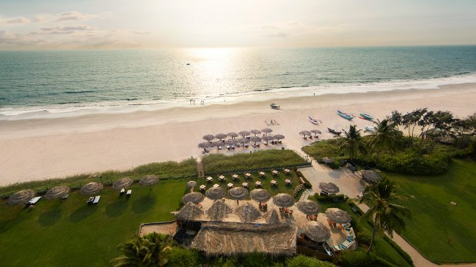 Dreamy Hotels Right on the Beach