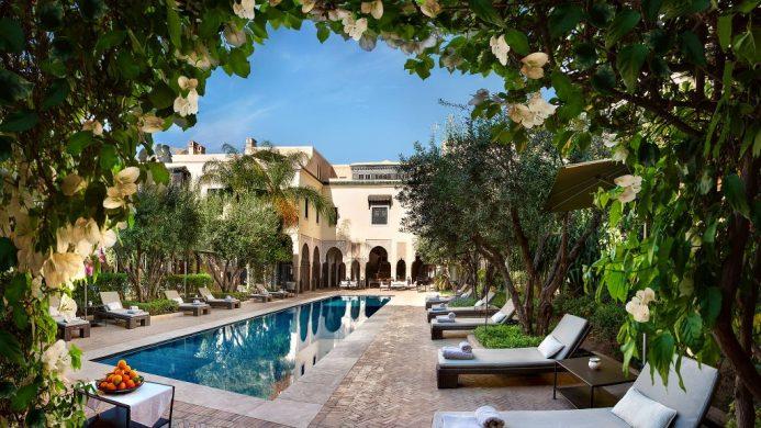 La Villa des Orangers Marrakech