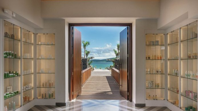 Park Hyatt St Kitts spa