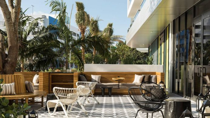 Kimpton Anglers Hotel South Beach Miami Florida