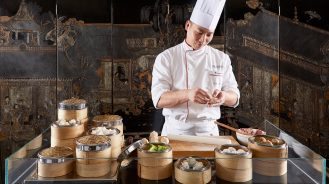 The Peninsula Hong Kong's Dim Sum Making Class