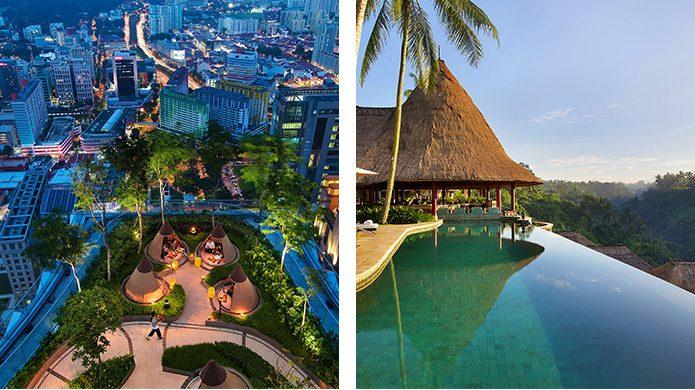 Andaz Singapore, Viceroy Bali