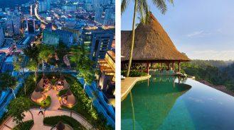 Singapore + Bali
