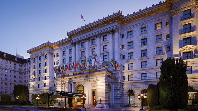 Fairmont San Francisco exterior