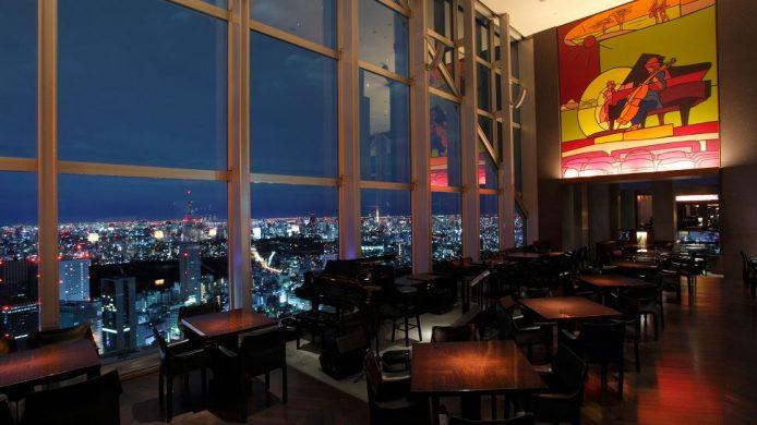 Park Hyatt Tokyo piano bar