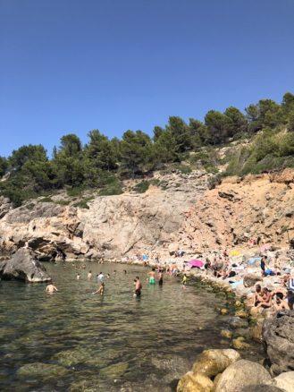 Deia Beach