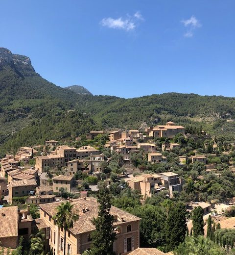 Town of Deià