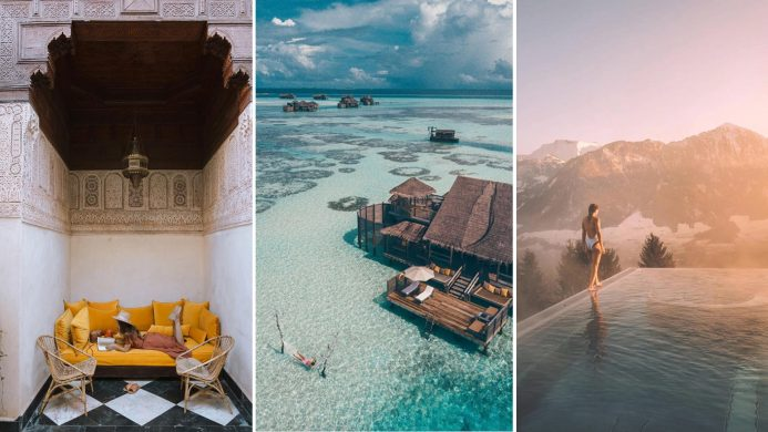 The 10 Most Instagrammable Hotels in the World