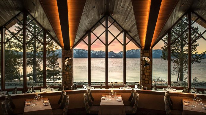 coolest ski hotels Lake Tahoe