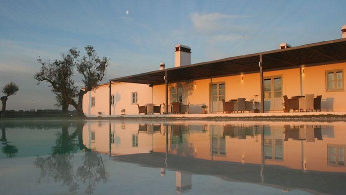 Malhadinha Nova pool