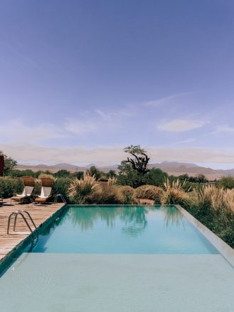 Tierra Atacama Hotel & Spa pool