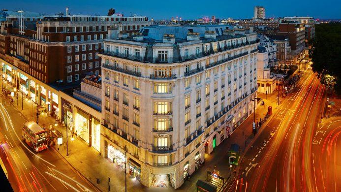 London Marriott Park Lane