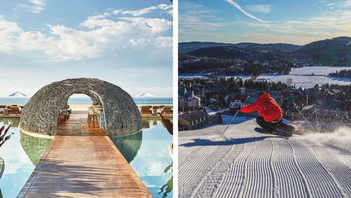 Take Your Pick: Sun or Ski