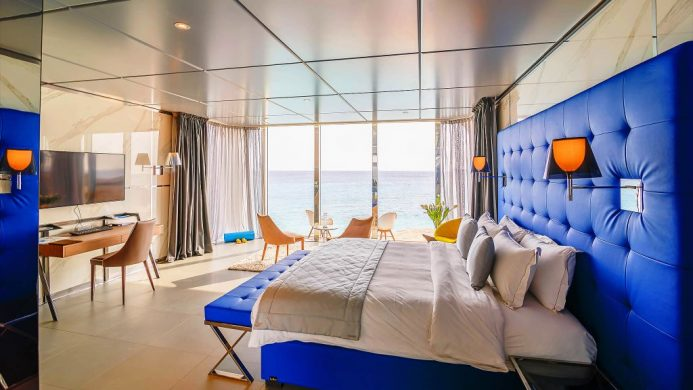 Floris Suite Hotel – Spa & Beach Club room