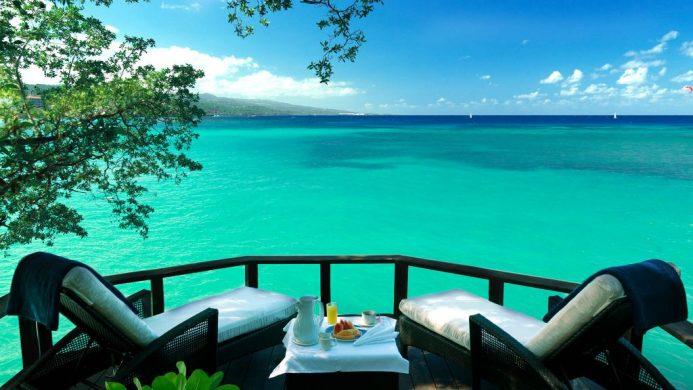 Jamaica Inn sun deck