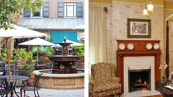 Belmond Charleston Place and The Gastonian