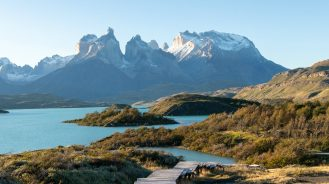 adventure honeymoon in chile