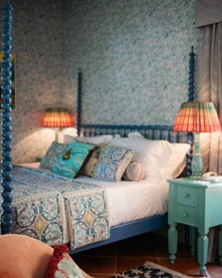 Belmond La Residencia x Lucy Laucht