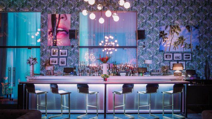 Delano South Beach bar