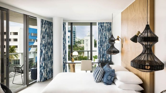 Kimpton Angler's Hotel South Beach room