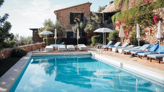 Lucy Laucht x Belmond La Residencia in Spain