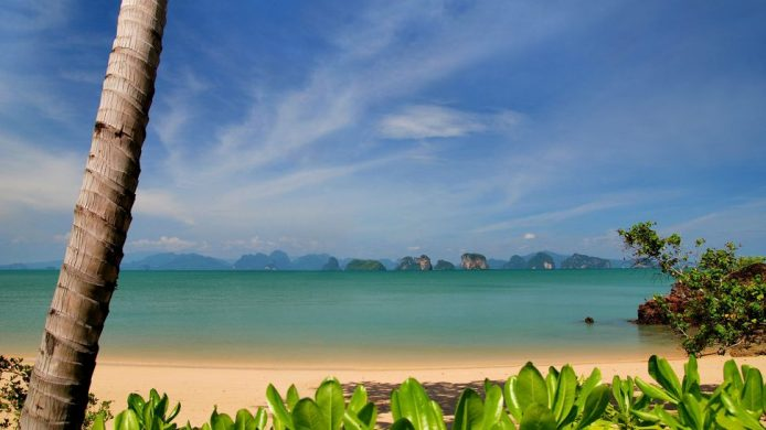 Thailand hotel with private beach