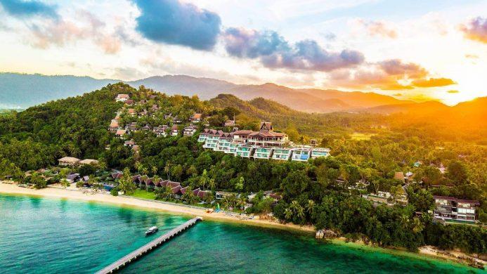 Intercontinental Koh Samui Resort property