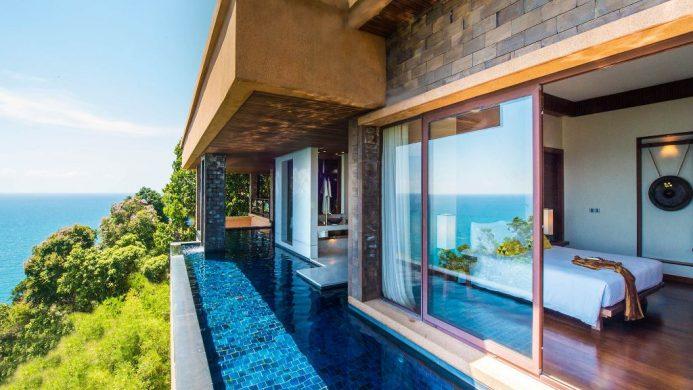 Paresa Resort Phuket pool