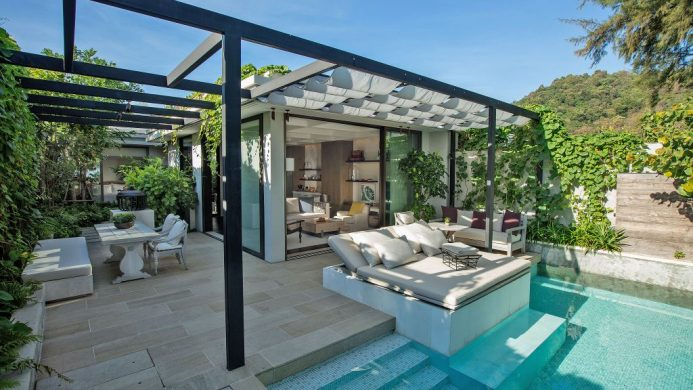 Rosewood Phuket villa