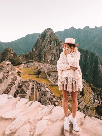 Salty Luxe Peru Travel Diary