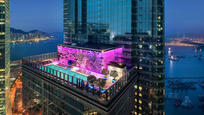 Mix and Mingle at These City Hotels