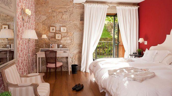 A Quinta da Auga suite