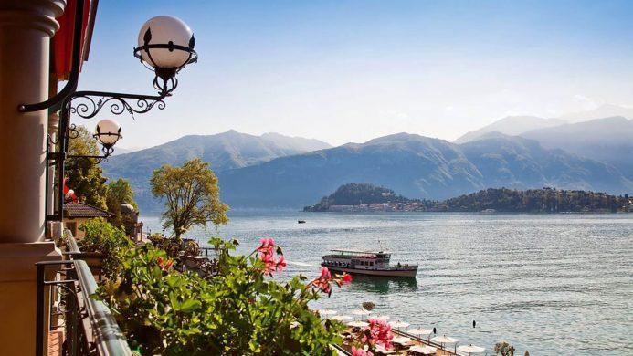 Lake Como Like a Clooney