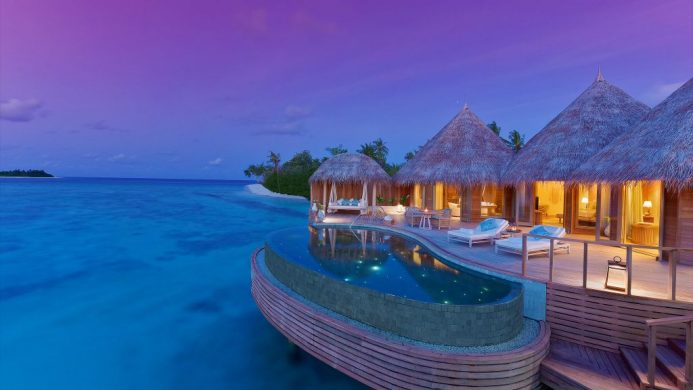 Ocean House at The Nautilus Maldives