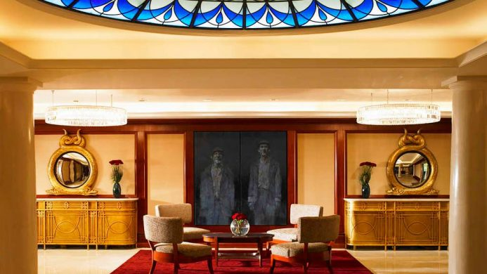 The Shelbourne, Autograph Collection's lobby
